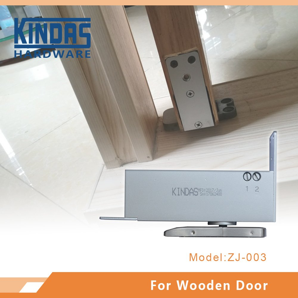 Concealed floor hinge for wooden door ZJ-A003